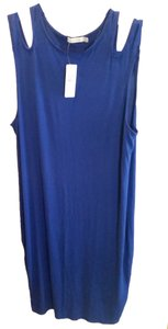 River Island short dress blue on Tradesy