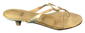 Impo Gold Sandals