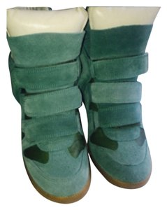 Isabel Marant Blue/ green Athletic