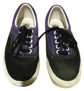 Vans Black and purple Athletic