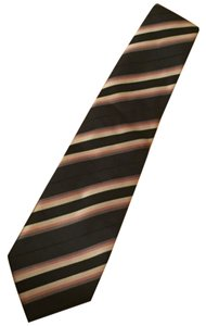 C.a.n.d.a Black Pink And Grey Tie