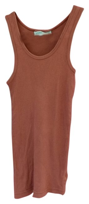 Preload https://item2.tradesy.com/images/sparkle-and-fade-tank-top-brown-5563996-0-0.jpg?width=400&height=650