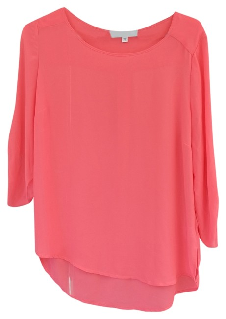Preload https://item4.tradesy.com/images/pleione-pink-blouse-size-4-s-5564263-0-0.jpg?width=400&height=650