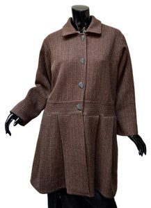 FLAX Angelheart Designs Lagenlook Coat