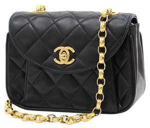 Chanel Vintage Classic Mini Shoulder Bag