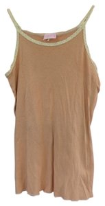 Sparkle & Fade Top Beige