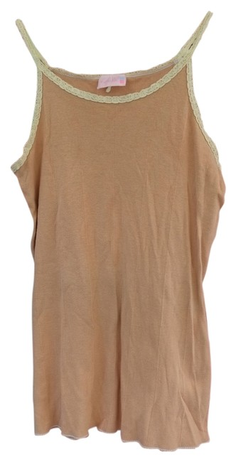 Preload https://item1.tradesy.com/images/sparkle-and-fade-beige-tank-topcami-size-4-s-5564875-0-0.jpg?width=400&height=650
