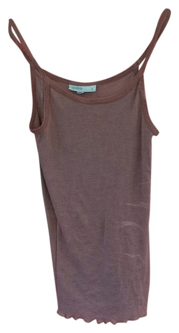 Preload https://item3.tradesy.com/images/sparkle-and-fade-brown-tank-topcami-size-6-s-5564947-0-0.jpg?width=400&height=650