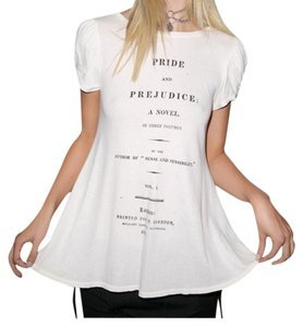 Wildfox T Shirt Vintage Lace