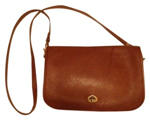 hunt club Leather Shoulder Bag