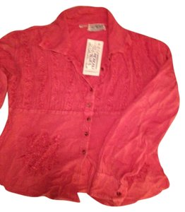 Other New With Tags Attached Top red