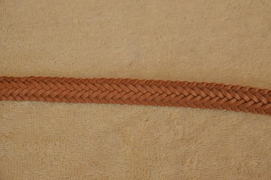 Other Tan leather belt 3/4