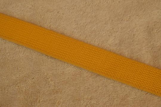 yellow Woven Yellow Woven Belt