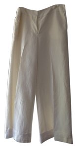 Ann Taylor LOFT New With Tag Attached Wide Leg Pants white