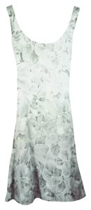 Calvin Klein Collection short dress Silk Floral Print Lined on Tradesy