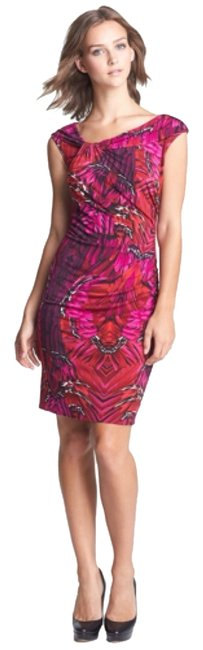 Preload https://item4.tradesy.com/images/laundry-by-shelli-segal-boysenberry-multi-wear-to-knee-length-workoffice-dress-size-2-xs-5569078-0-0.jpg?width=400&height=650