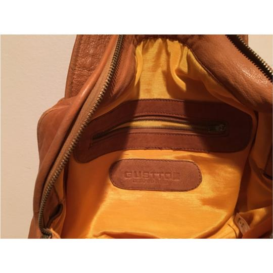 Gustto Tote in Cognac