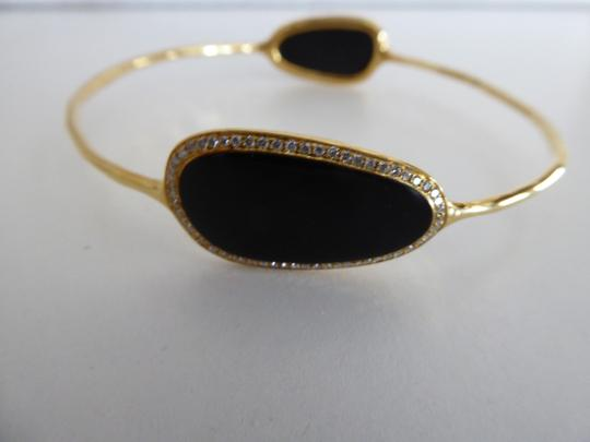 Ippolita NEW! IPPOLITA 18K Diamond Bangle Bracelet Image 4