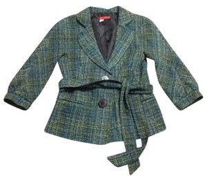 Tapemeasure Green Blazer