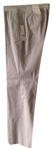 Coldwater Creek Trouser Pants White and brown