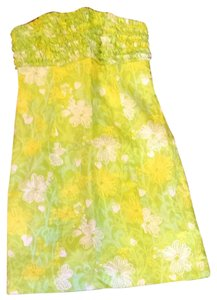 Lilly Pulitzer short dress Seaweed Green Perennial on Tradesy
