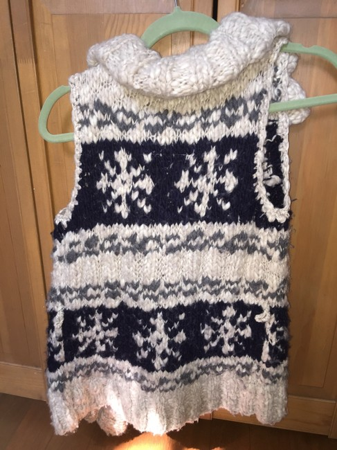 Abercrombie & Fitch Winter Fall Vest