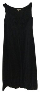 Burberry London short dress Black on Tradesy