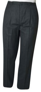 Escada Straight Pants Charcoal