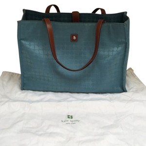 Kate Spade Tote in Aqua/light Teal