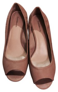 Croft & Barrow Tan Wedges