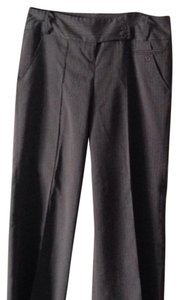 Larry Levine Wide Leg Pants Grey