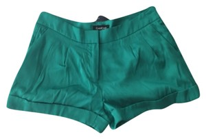 bebe Mini/Short Shorts Green