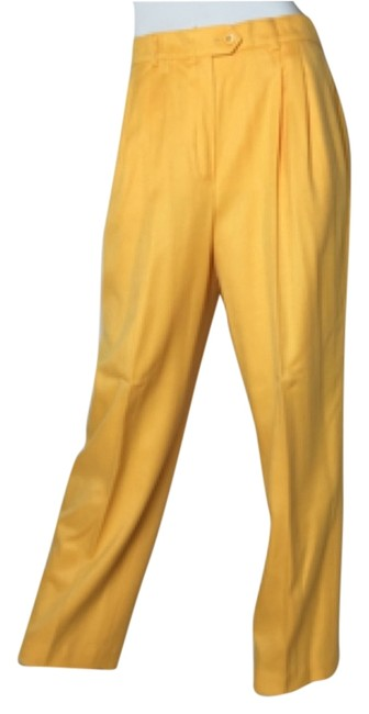 Preload https://item1.tradesy.com/images/escada-cantaloup-trousers-size-12-l-32-33-5573440-0-0.jpg?width=400&height=650