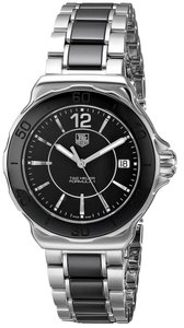 TAG Heuer Tag Heuer Women's Formula One Watch in Black & Silver WAH1210.BA0859