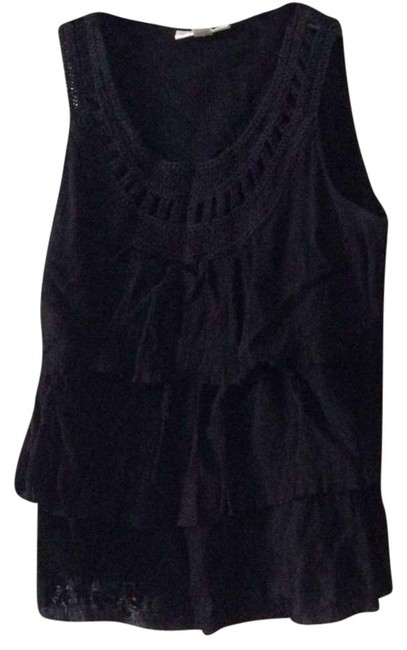 Preload https://item2.tradesy.com/images/coldwater-creek-tank-top-black-5573566-0-0.jpg?width=400&height=650