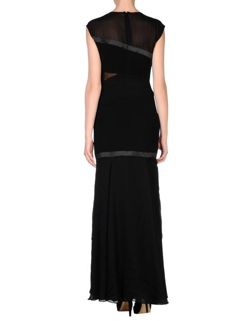 Halston Heritage Long Evening Mermaid Dress
