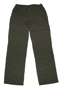 The North Face Straight Pants green