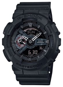 G-Shock Casio G-Shock GA110MB-1A Black Analog/Digital Watch With Black Dial