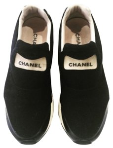 Chanel Black and White Athletic