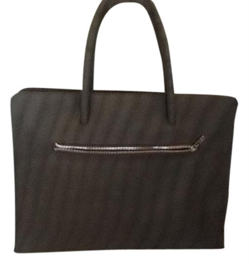 Paul Smith Tapestry Design In Fabric Tote in Black Image 0