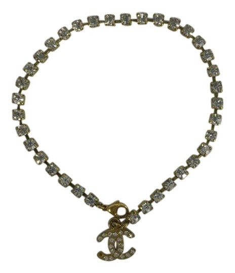 Chanel CC Charm Anklet
