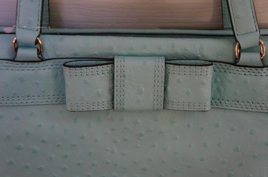 Kate Spade Satchel in Robin Egg Blue