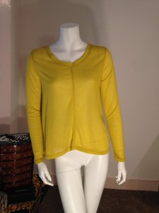 Sparkle & Fade T Shirt Mustard Yellow