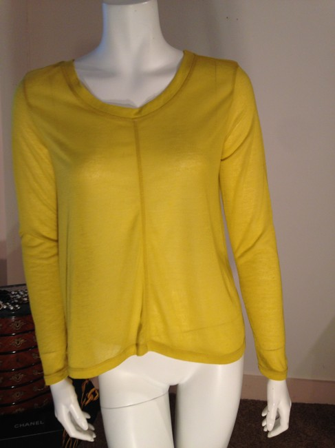 Sparkle & Fade And Yellow Yellow Blouse Yellow Shirt T Shirt Mustard Yellow