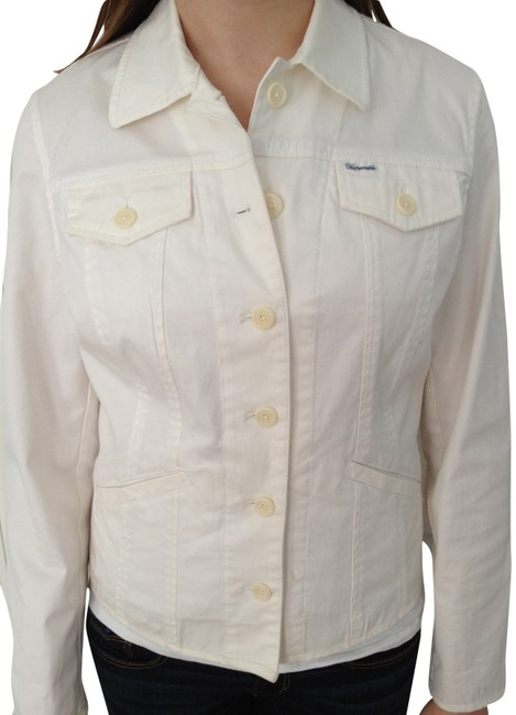 Preload https://item2.tradesy.com/images/faconnable-white-cotton-spring-jacket-size-2-xs-557561-0-1.jpg?width=400&height=650