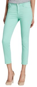 AG Adriano Goldschmied Pants Cropped Cropped Pants Capri/Cropped Denim