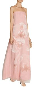 Fendi 100% Silk Gown 2015 Resort Runway Bridesmaids Wedding Dress