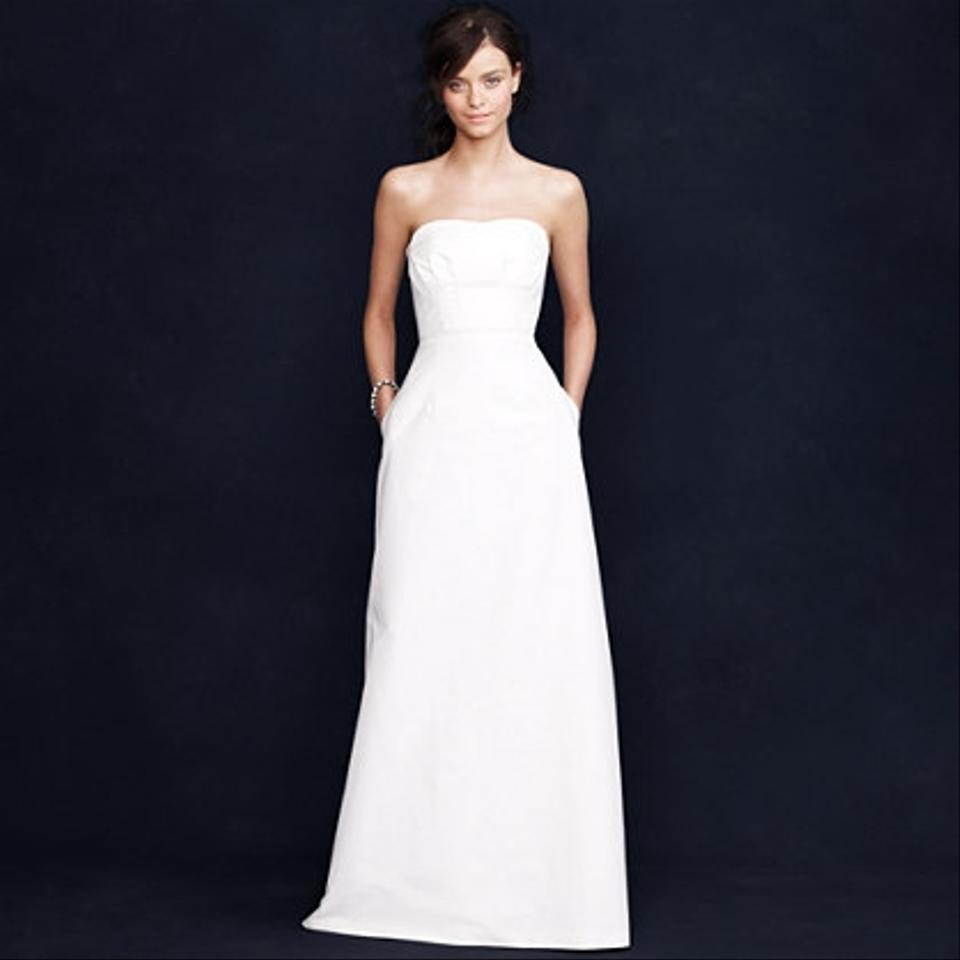 J Crew Miranda Wedding Dress