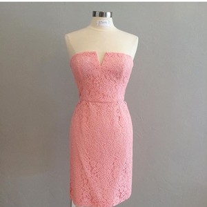Donna Morgan Cherry Blossom Lace Bridesmaid/Mob Dress Size 8 (M)