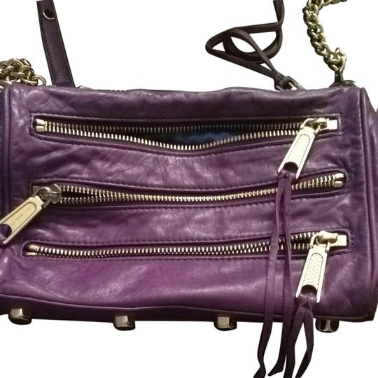 Preload https://item5.tradesy.com/images/rebecca-minkoff-5-zip-with-chain-purple-and-gold-leather-shoulder-bag-5576374-0-3.jpg?width=440&height=440